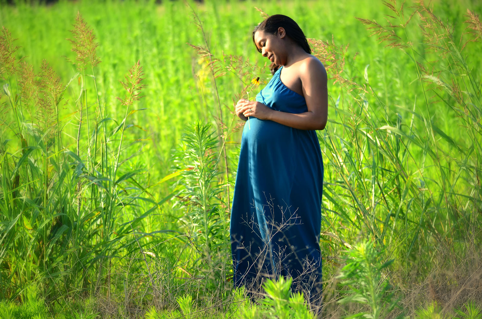 Tamara's maternity shoot II